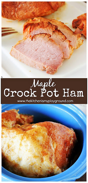 How to Cook Crock Pot Ham image
