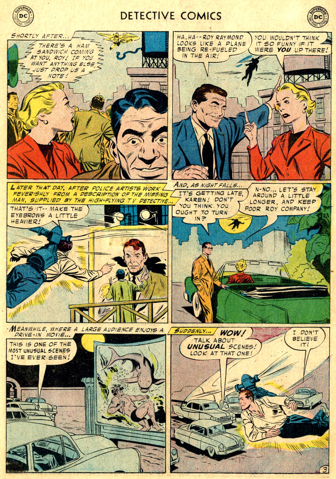 Read online Detective Comics (1937) comic -  Issue #241 - 19