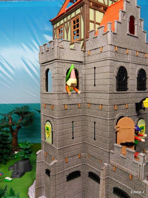 Tudor Tower Emma J S Medieval