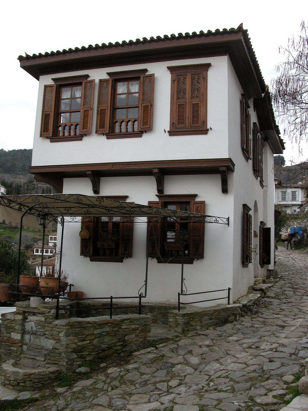İzmir-Selçuk-Şirince-Doktorun Evi ile ilgili görsel sonucu