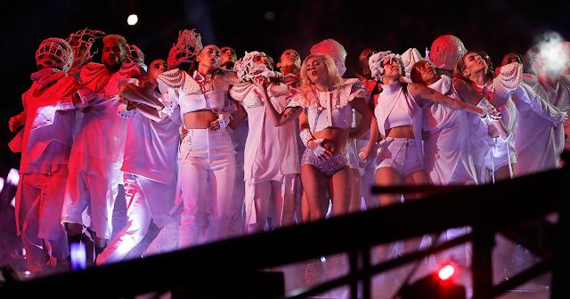 NFL informa que el Super Bowl de Lady Gaga es el más visto de toda la historia
