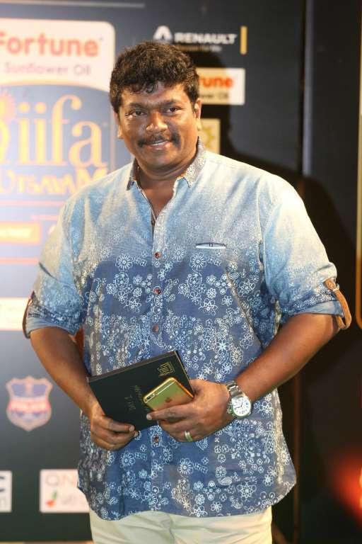 Parthiban was among the Kollywood celebrities at IIFA Utsavam