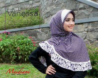 Jilbab Kekinian Princess Vanessa