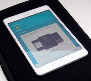 Jual Samsung Galaxy tab-A 8.0 SM-P355 Bekas