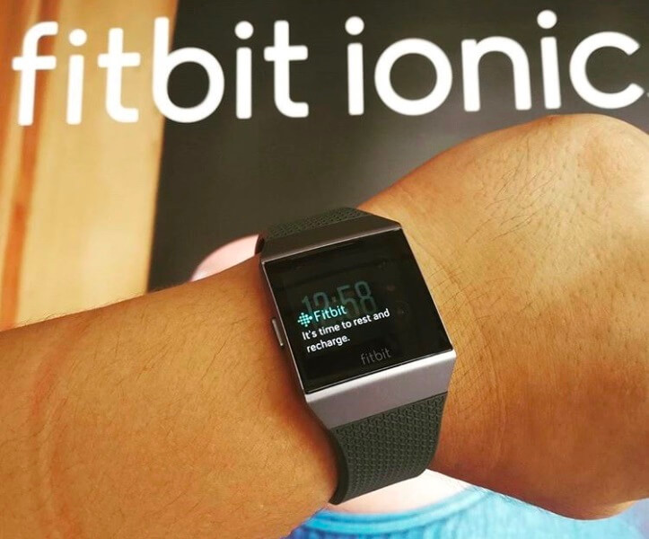 Fitbit Ionic Lands in PH for Php15,690