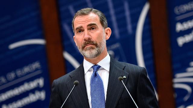 El Rey de España hace un llamamiento al diálogo sobre Gibraltar en el parlamento británico