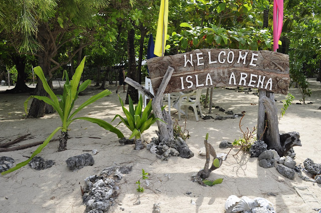 Arena Island : A Gorgeous Island Resort in Palawan, Philippines