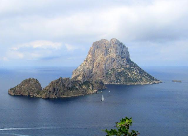 Reserva natural Es Vedrá y Es Vedranell. Ibiza