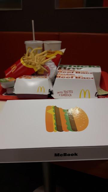 Burger-Klassiker bei McDonald´s