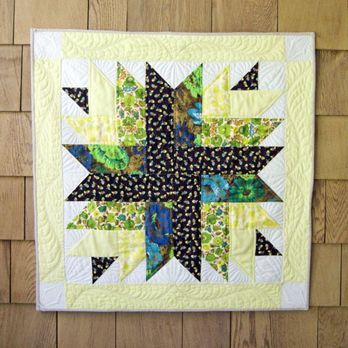 Tillandsia- New Free Quilt Pattern