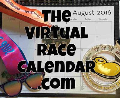 virtual run race calendar online