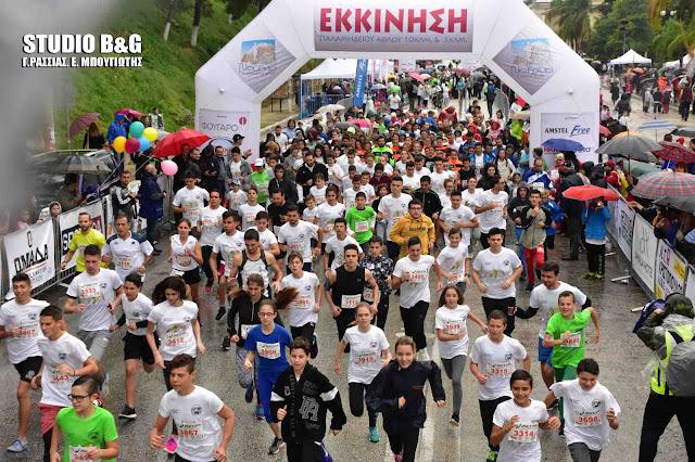 Δημήτρης Κωστούρος: Η συμμετοχή των παιδιών αποτελεί το πιστοποιητικό της επιτυχίας των εκδηλώσεων