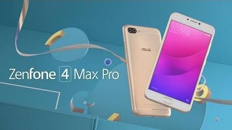 Harga HP Asus Zenfone 4 Max Pro Paling Baru Tahun 2017 Lengkap Dengan Spesifikasi dan Review, Finger Print Sensor, RAM 3GB, Android Nougat V.7.1.1