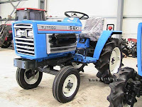 ISEKI TU1500 2WD