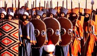 Pasukan terkuat di dunia / Persia / Catatan Adi