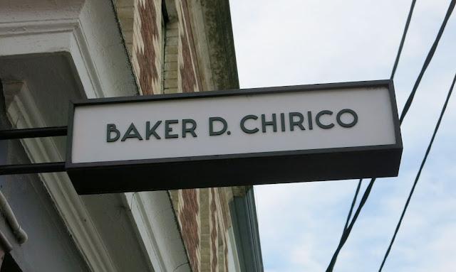 Baker D Chirico, Carlton