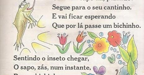 Textos Ilustrados Para Leitura Ensinando Com Carinho