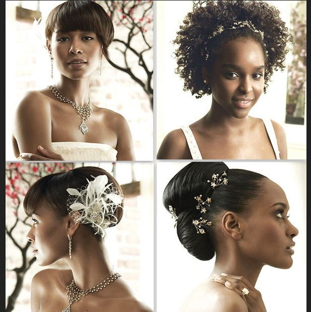 African Bridal Hairstyles 2016 for Short and Long Hair