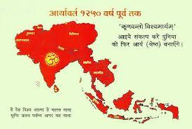 भारत वर्ष ------ हज़ार वर्ष पराधीनता का नहीं शौर्य, स्वाभिमान और शतत संघर्ष का काल ।
