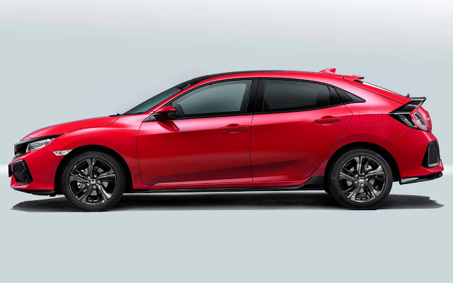 Novo Honda Civic 2017