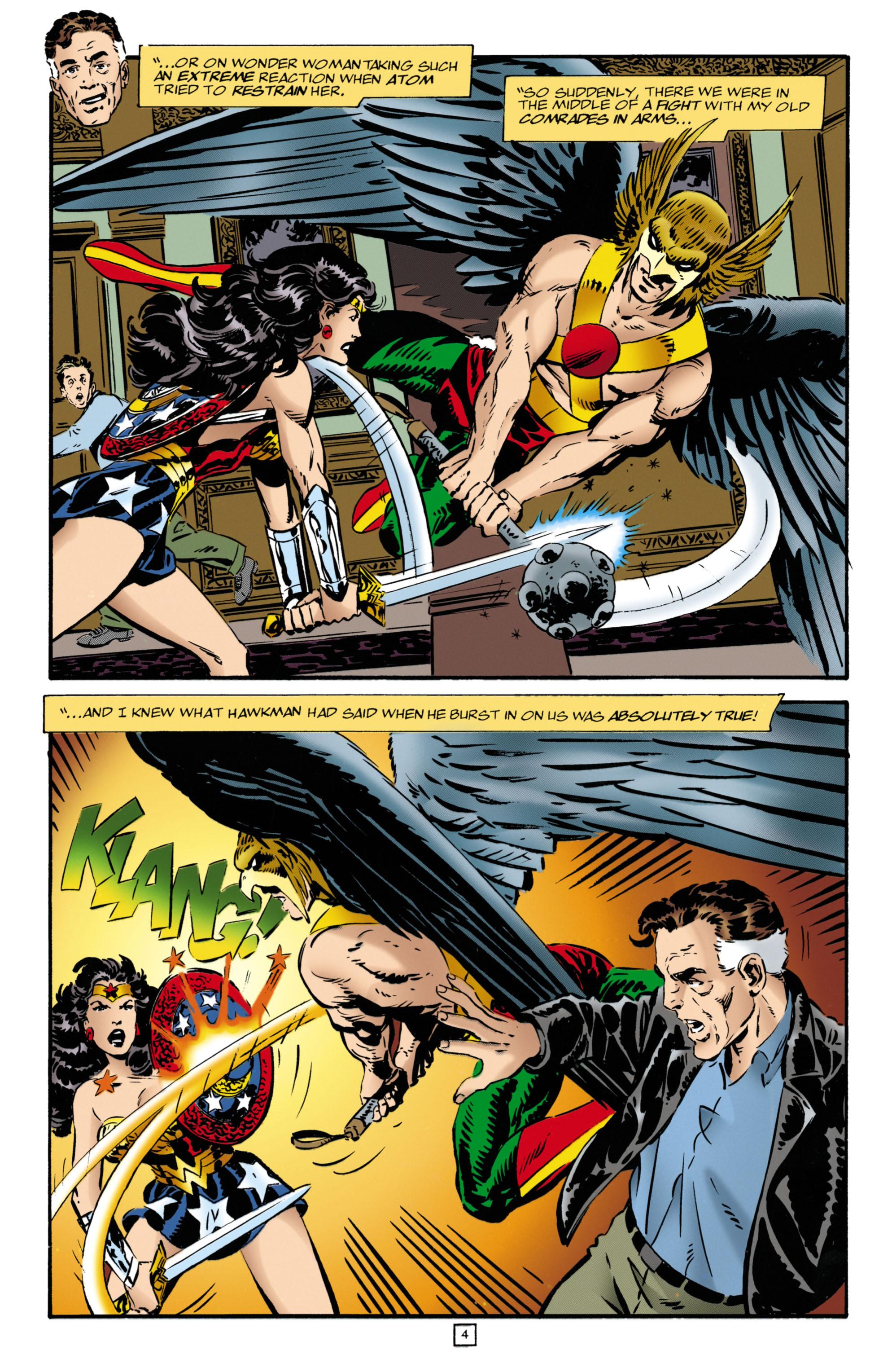 Read online Wonder Woman (1987) comic -  Issue #131 - 4