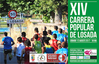 Carrera Popular de Losada 2017