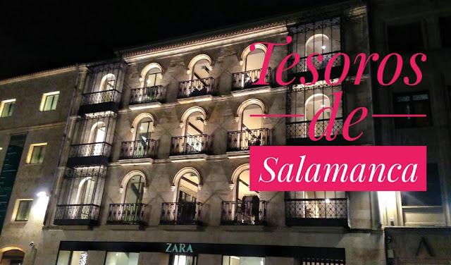 Los tesoros escondidos de Salamanca