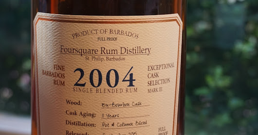 Foursquare Single Blended Rum 11yo (2004)...