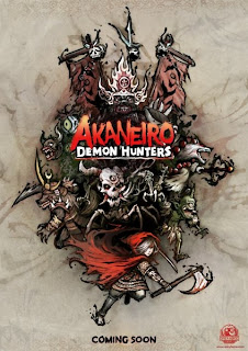 Akaneiro Demon Hunters (PC) 2013