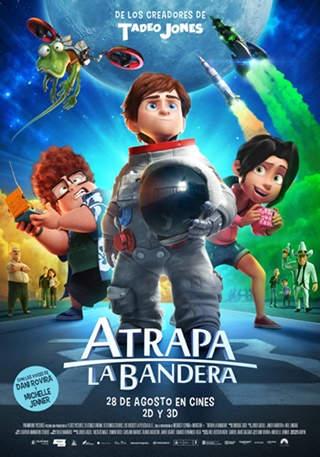 Atrapa la bandera (2015) DVDRip Latino
