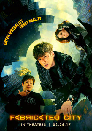 Fabricated City 2017 BRRip 720p Dual Audio In Hindi Korean ESub