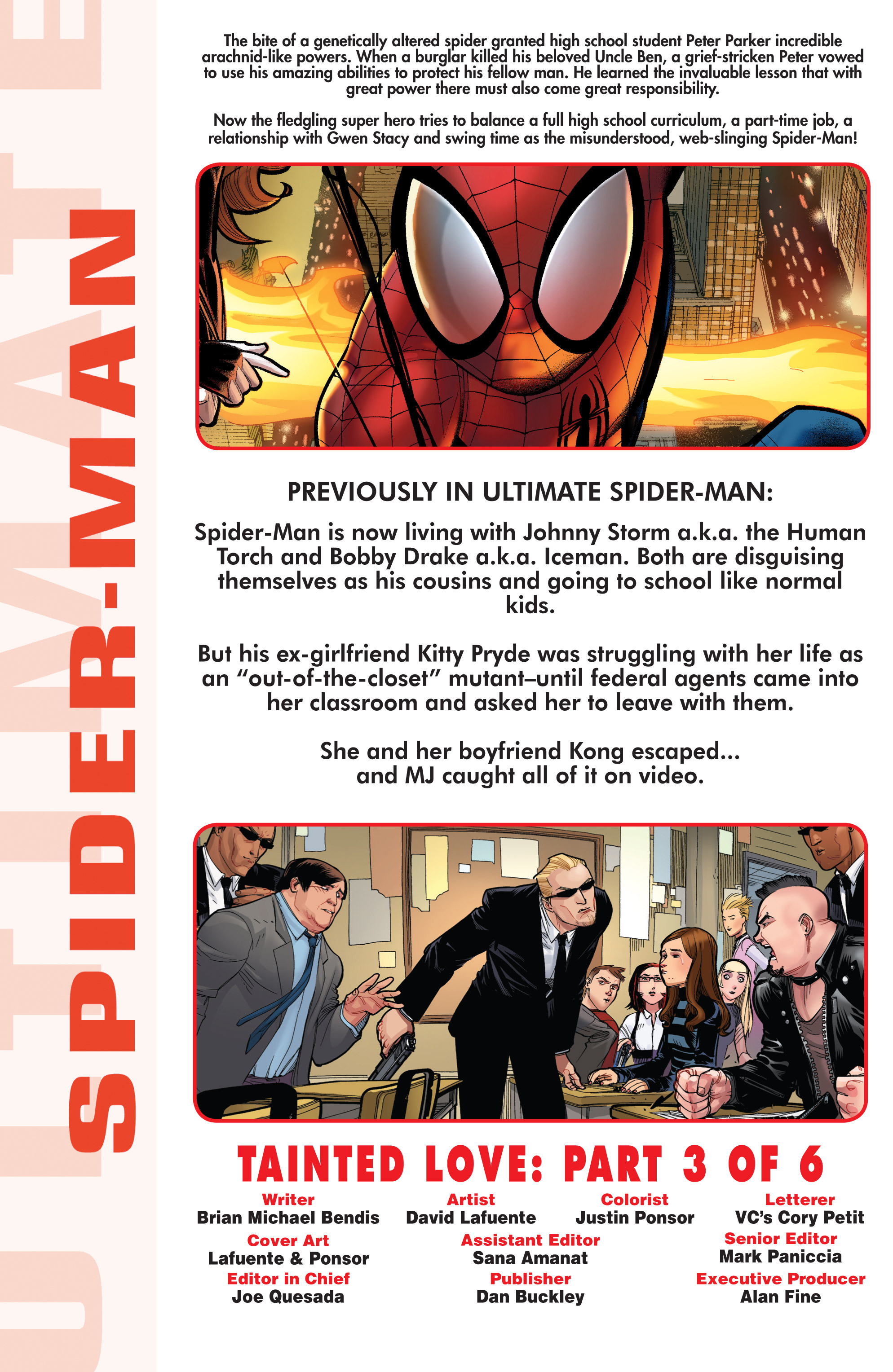 Read online Ultimate Spider-Man (2009) comic -  Issue #11 - 2
