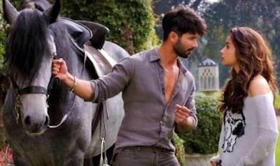 Shahid Kapoor and Alia Bhatt in Vikas Bahl's Shaandaar, Directed by Vikas Bahl