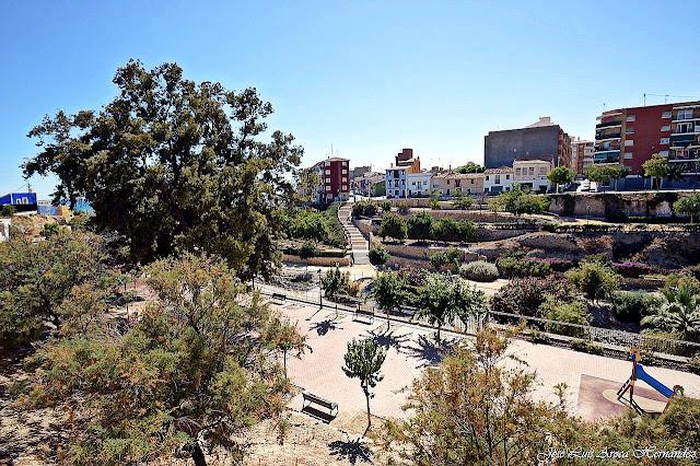 Villajoyosa (Alicante).