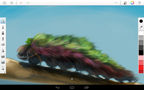 SketchBook Pro Android APK Full Version Pro Free Download