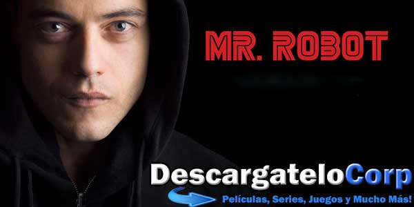 Mr Robot Temporada 1 HD 720p Latino
