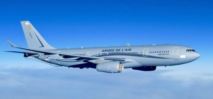 Tanker A330MRTT AU Prancis