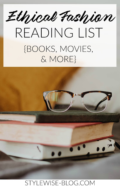 Ethical Shopping Resources: Books, Movies, & More stylewise-blog.com
