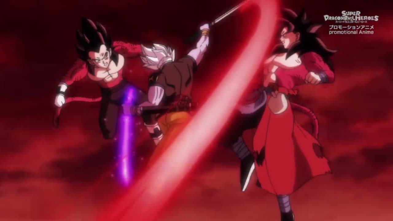 Nonton Online Dragon Ball Heroes Episode 6 Subtitle Indonesia