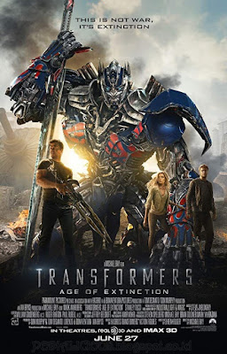 Sinopsis film Transformers: Age of Extinction (2014)