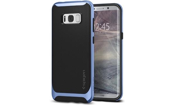 Spigen Neo Hybrid Samsung Galaxy S8 Plus Case