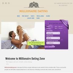 dating millionaire websites