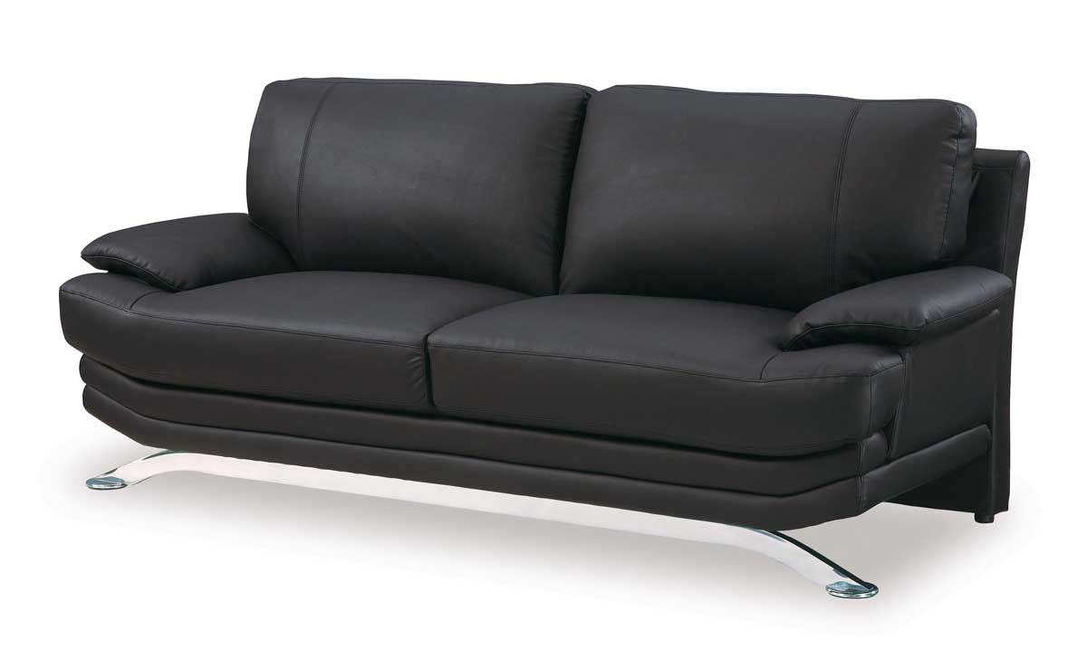 Beautiful And Elegant Sofa With Black Design