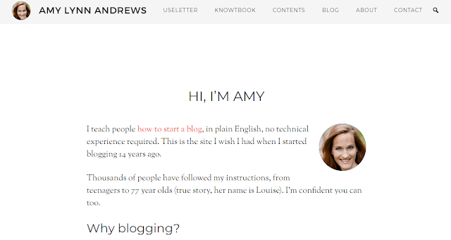 website Amy Lyn Nandrews