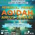 """Hadirlah Kajian Islam Ilmiah Dengan Tema """"Mengenal Prinsip Aqidah Ahlussunah""""  Bersama Al Ustadz Usamah Mahri, Lc  Hafidzahullah"""