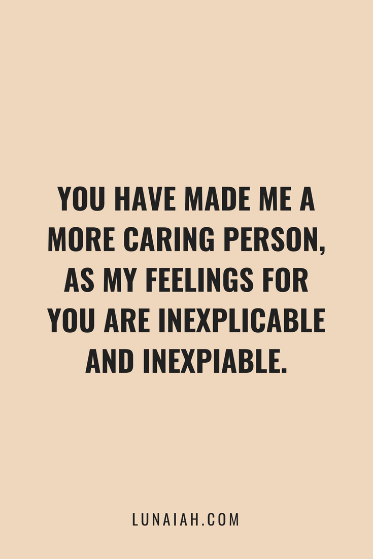 i have feeling for you quotes