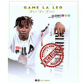 Mzee Wa Bwax - Game La Leo