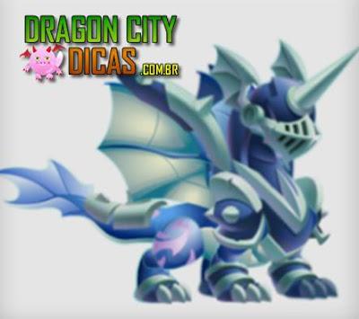 Dragão Lancelot - Informações