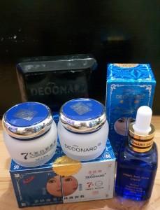 Paket Deoonard 7 Days Small Serum