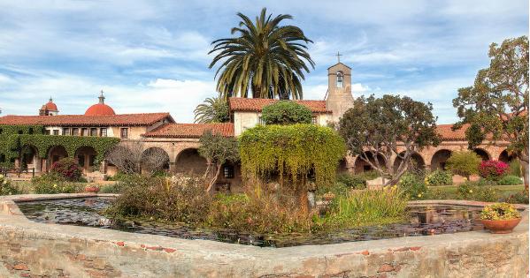 Campus Chapel San Juan Capistrano, California